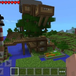 Minecraft pocket edition apk free download latest version