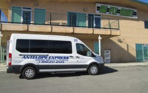 lax airport shuttle