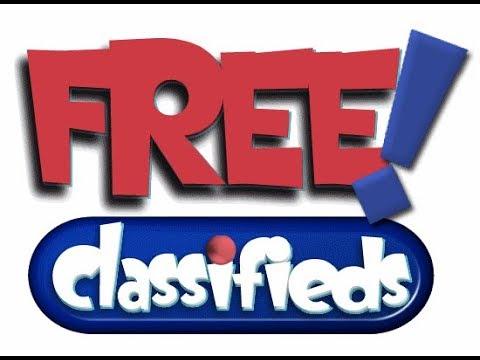 online classifieds site