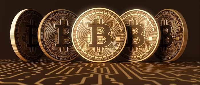 Bitcoin exchanging business