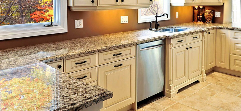 fixing of granites