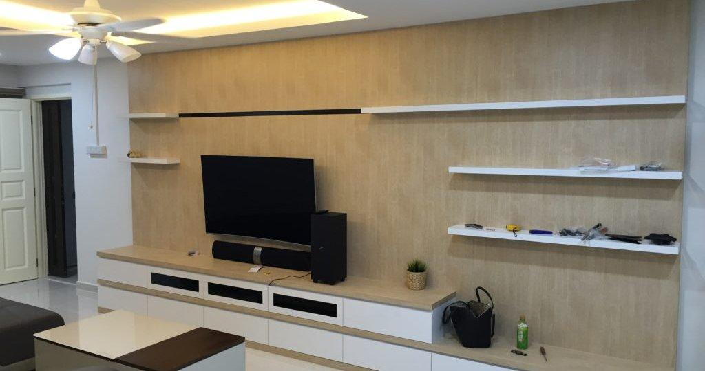 custom made cabinet Singapore