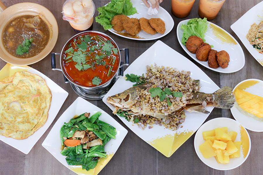 best thai vegetarian food